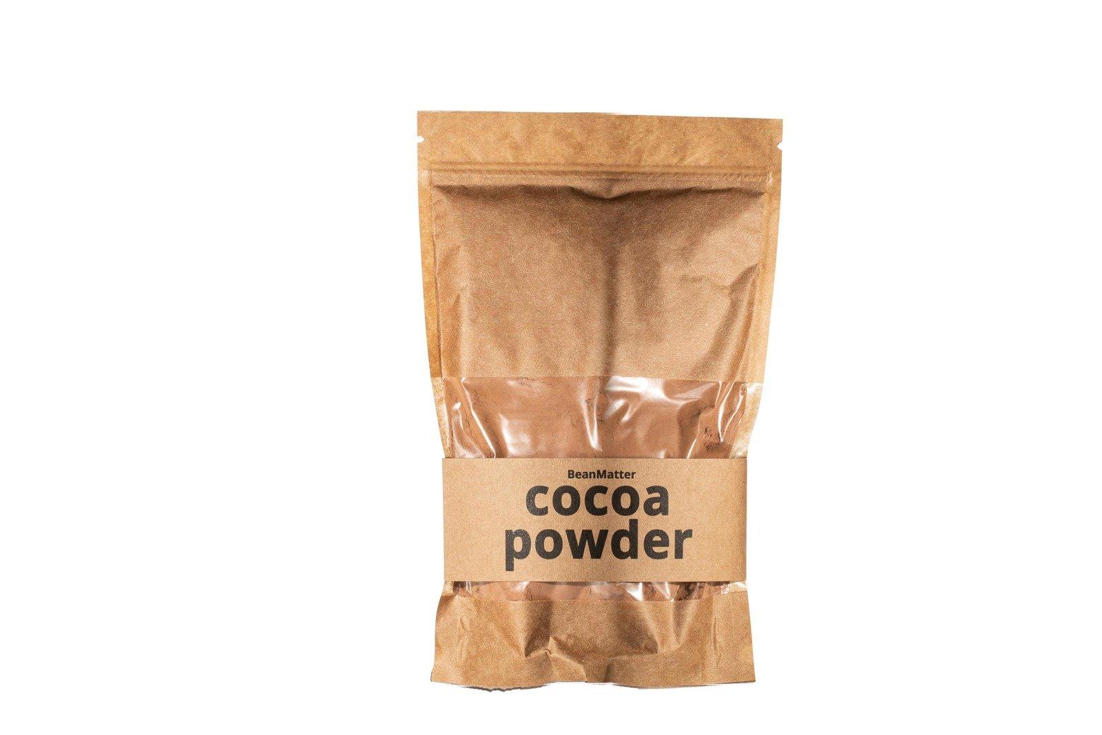 Cacao Cocoa Powder Natural 10/12% 500g Arriba Ecuador