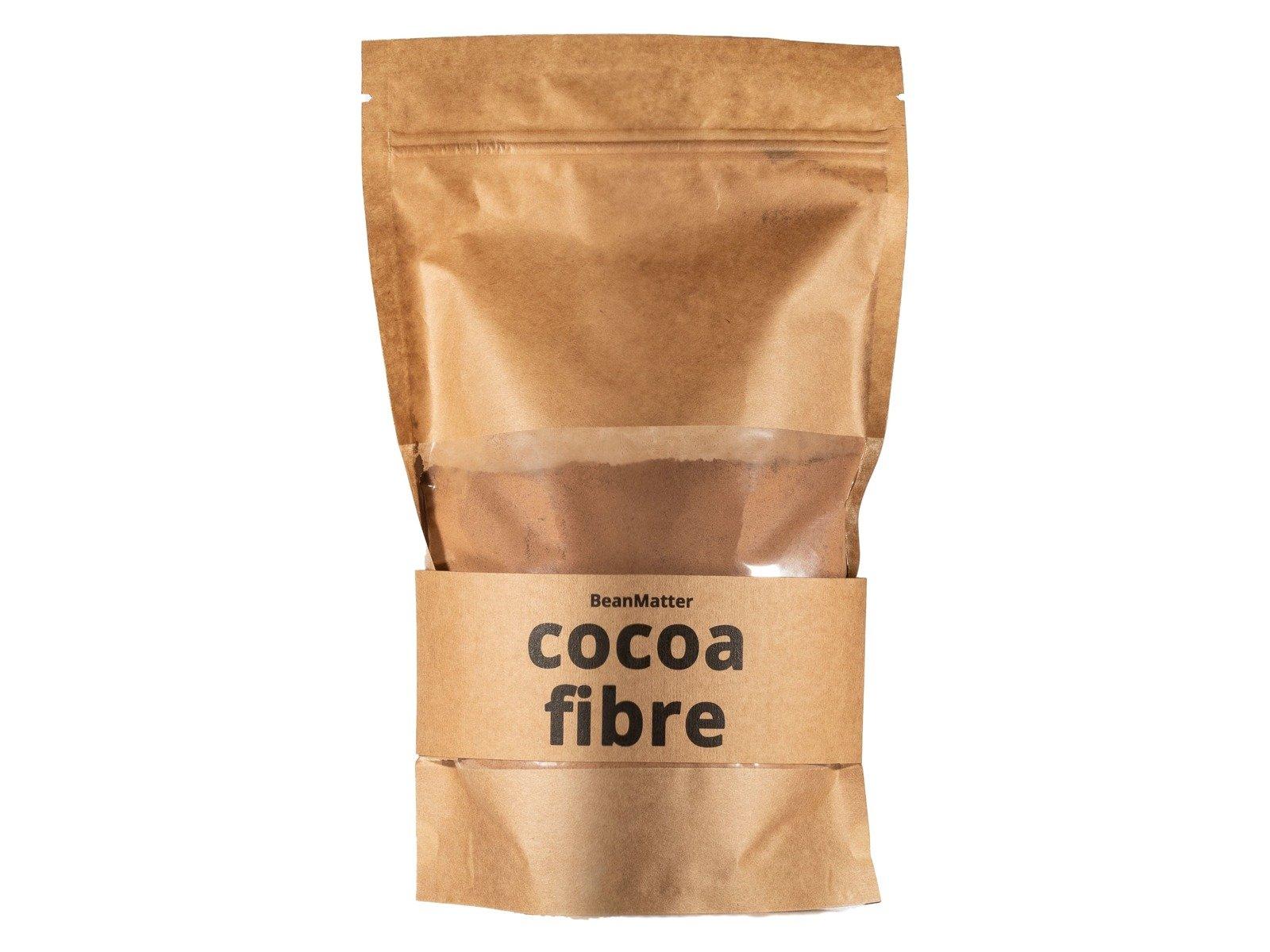 Natürliches Kakaoschalenpulver Ballaststoff 1kg